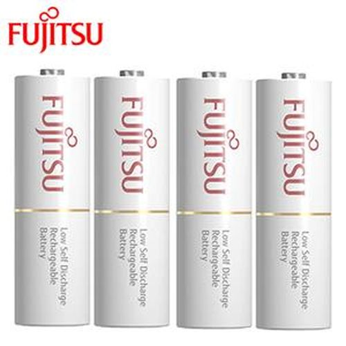 FUJITSU 富士通 1900mAh 充電電池3號四入