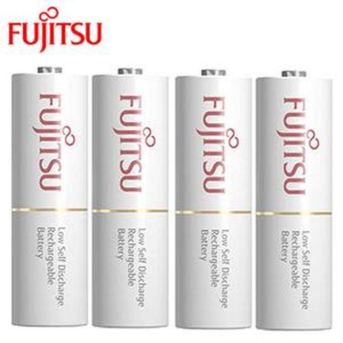 FUJITSU 富士通 750mAh 充電電池4號四入