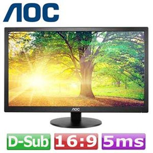 AOC E970SWN 18.5吋 LED液晶顯示器