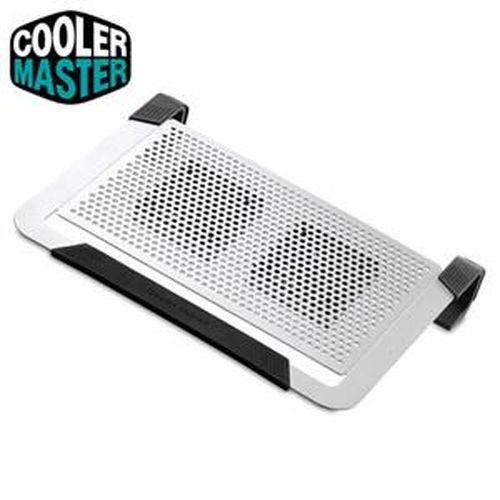 Cooler Master Notepal U2 PLUS 筆電散熱墊 銀