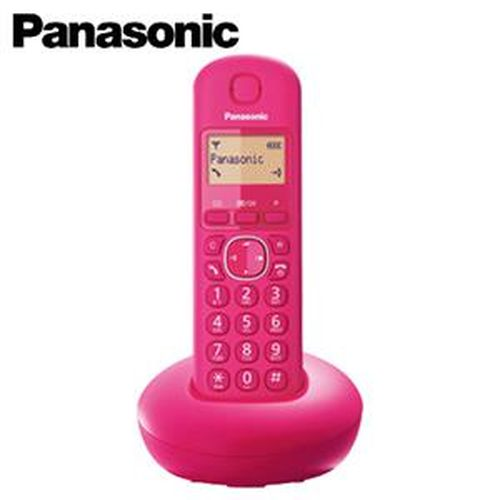 Panasonic 國際牌 炫彩數位無線電話 KX-TGB210TW 粉