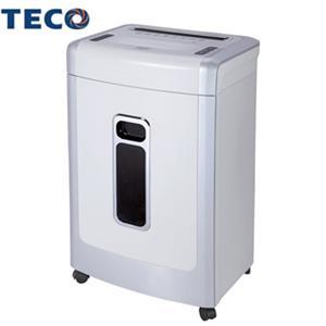 TECO東元8張A4極短碎狀碎紙機 XYFOS9680