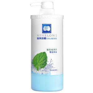 金美克能 抗屑止癢洗髮乳 (葡萄柚薄荷) 750mlX3瓶