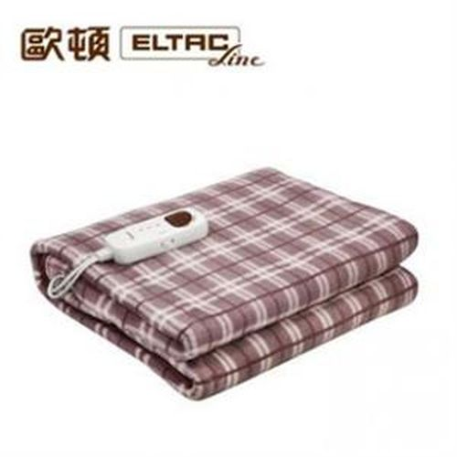ELTAC 歐頓微電腦溫控雙人電熱毯 EEH-B06