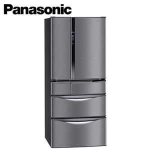 PANASONIC國際牌NRF567MVK (極致黑) 560L六門ECONAVI電冰箱