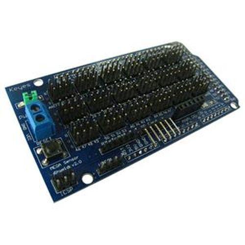 KTDUINO MEGA Sensor Shield V1.0 專用感測器擴展板