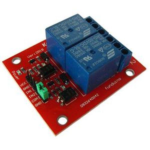 Arduino 二路繼電器模組