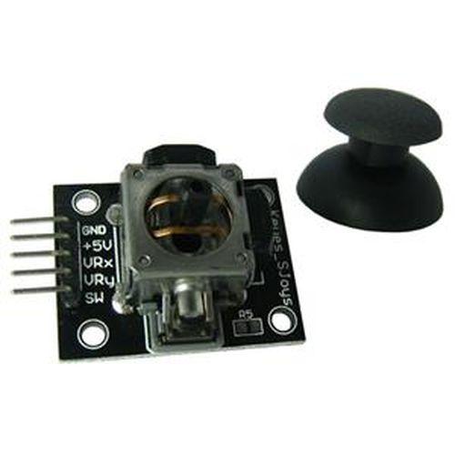 Arduino 雙軸搖桿模組