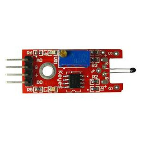 Arduino 數位溫度感測模組