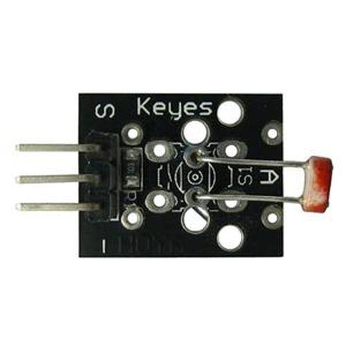Arduino 光敏電阻模組