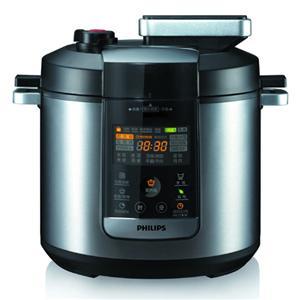 【PHILIPS飛利浦】頂級智慧萬用鍋HD2175/HD-2175