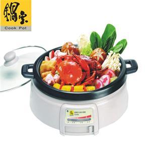 鍋寶【4L】多功能料理鍋 EC-4012