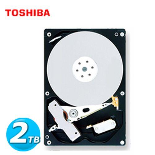 【網購獨享優惠】TOSHIBA 3.5吋 2TB SATA3 客戶型內接硬碟DT01ACA200
