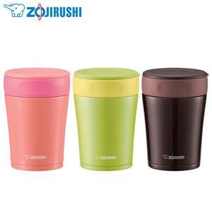 ZOJIRUSHI象印【0.36L】可分解杯蓋不鏽鋼真空燜燒杯 SW-GA36