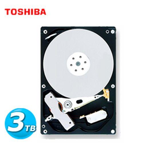 TOSHIBA 3.5吋 3TB SATA3 客戶型內接硬碟DT01ACA300