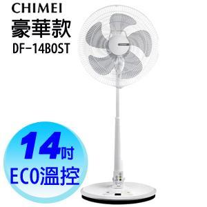 CHIMEI奇美【14吋】微電腦豪華款智能溫控DC節能風扇 DF-14B0ST