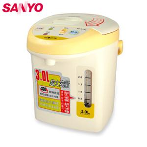 SANYO三洋【3公升】電動給水熱水瓶 SU-AX33