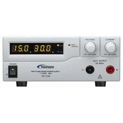 600W開關式直流電源供應器 TPS-3020 (1-32V/0-20A)
