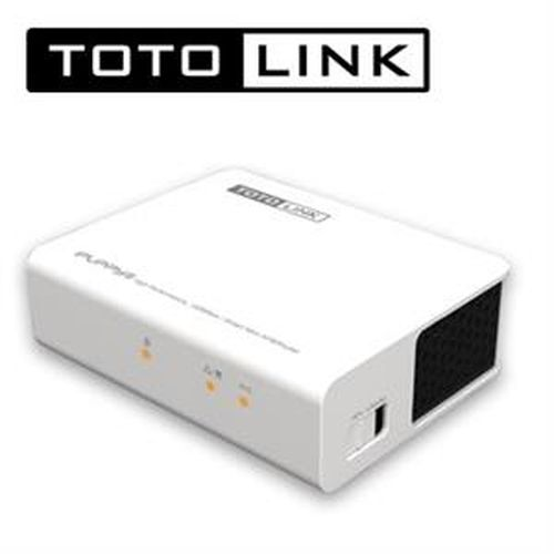 TOTOLINK iPuppy III 可攜式無線寬頻分享器