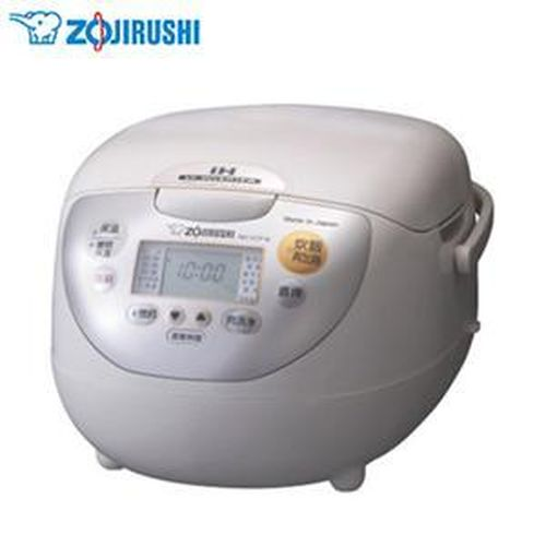 ★日本製★ZOJIRUSHI象印【6人份】NH-VCF10 微電腦電子鍋