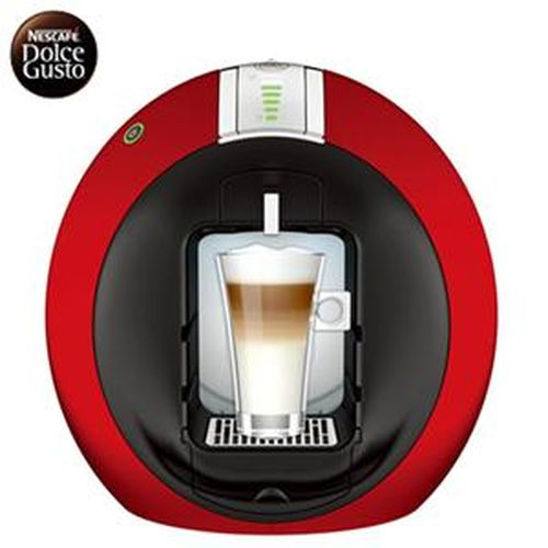雀巢 膠囊咖啡機NEW Circolo 星夜紅