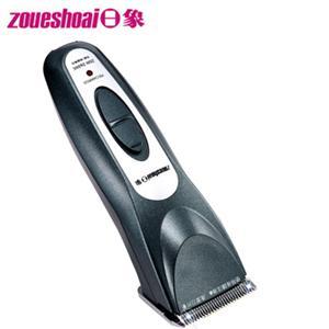 【日象】黑鑽充插兩用電動理髮器 ZOH-2600C