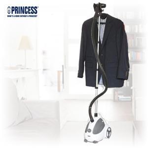 【PRINCESS】荷蘭公主 1.9L優雅白蒸氣掛燙機 332834
