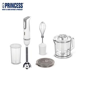 【PRINCESS】荷蘭公主 專業型攪拌均質機【全配】 220130白色