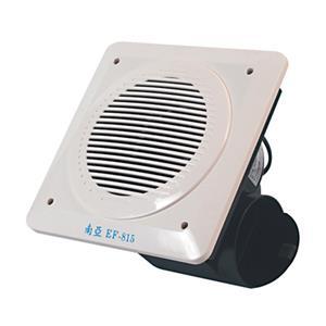 南亞21cm*21cm側排浴室通風扇 EF-815