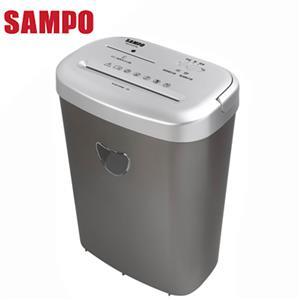 【SAMPO聲寶】短碎狀多功能專業碎紙機 CB-U13121SL