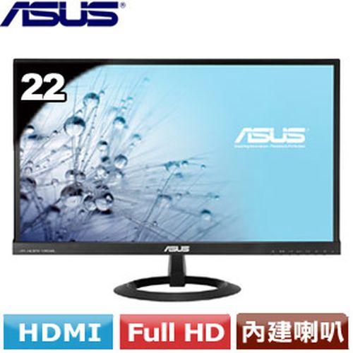R2【福利品】ASUS 華碩 22型AH-IPS寬螢幕 VX229H