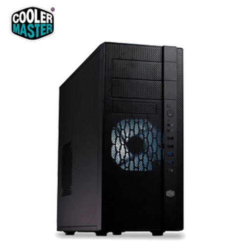 Cooler Master N400 透明側板黑化電腦機殼 KWN1