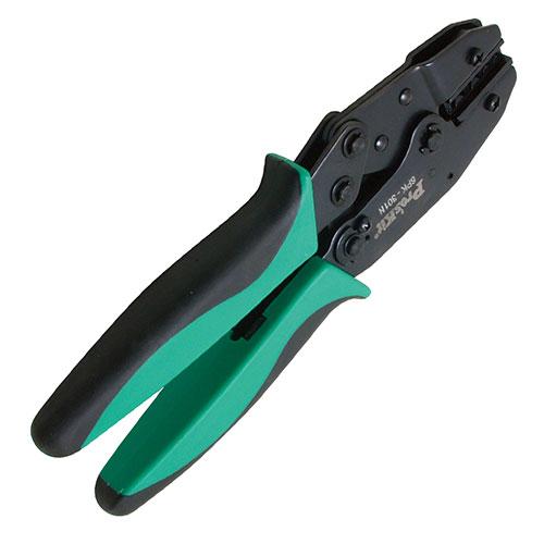 Pro'sKit 寶工 6PK-301N 裸接續端子棘輪壓著鉗