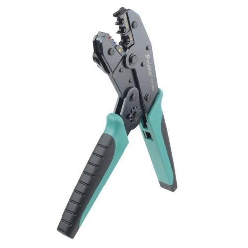 Pro'sKit寶工 CP-3005F 快拆口模棘輪壓著鉗,無口模226mm