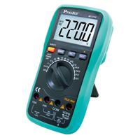 Pro'sKit 寶工 MT-1710   3又3/4 真有效值自動換檔電錶