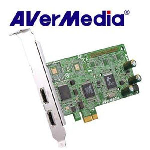 AVerMedia 圓剛 C027 影像擷取卡