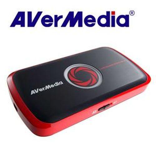 AVerMedia 圓剛 C875 高畫質行動錄影盒