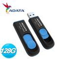 ADATA威剛 UV128 128GB USB3.0 上推式隨身碟 ( 藍色 )