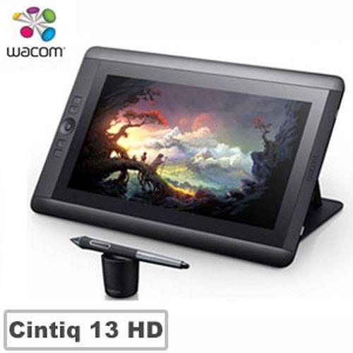 【網購獨享優惠】Wacom Cintiq 13 HD 13.3吋手寫專業液晶繪圖板DTK-1300