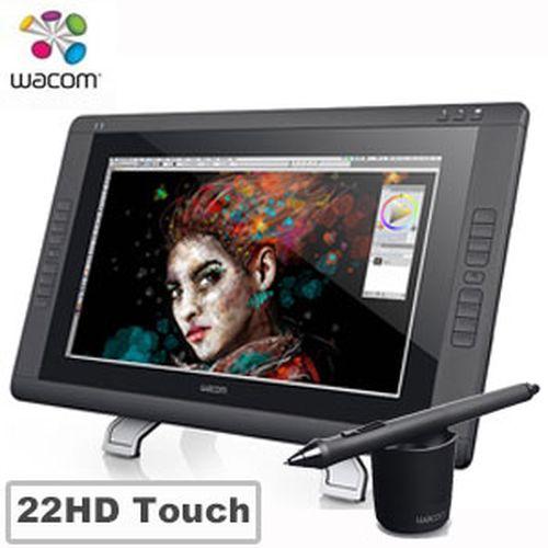 【網購獨享優惠】WACOM Cintiq 22HD Touch 專業繪圖液晶螢幕