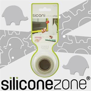 【Siliconezone】施理康Siconi環保矽膠任意膠帶貼-大象