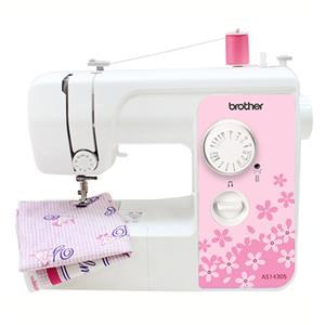 【日本brother】實用型縫紉機AS-1430S 櫻花機限定款