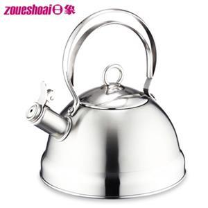 日象【2.5L】經典不鏽鋼鳴笛壺 ZONK-01-25S