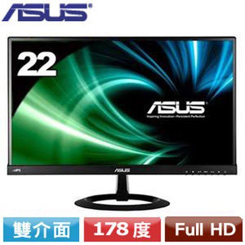 R1【福利品】ASUS 華碩 VX229N 22型 AH-IPS 液晶顯示器