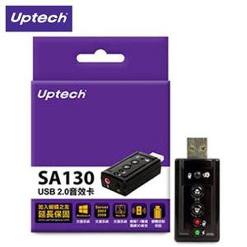 Uptech 登昌恆 SA130 USB 2.0音效卡