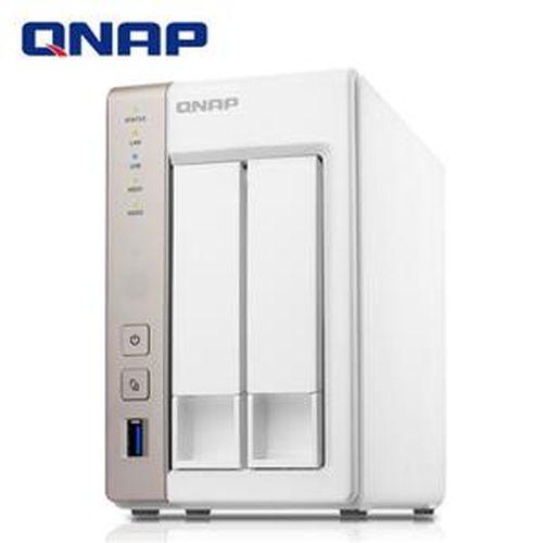 QNAP威聯通 TS-251 2Bay網路儲存伺服器