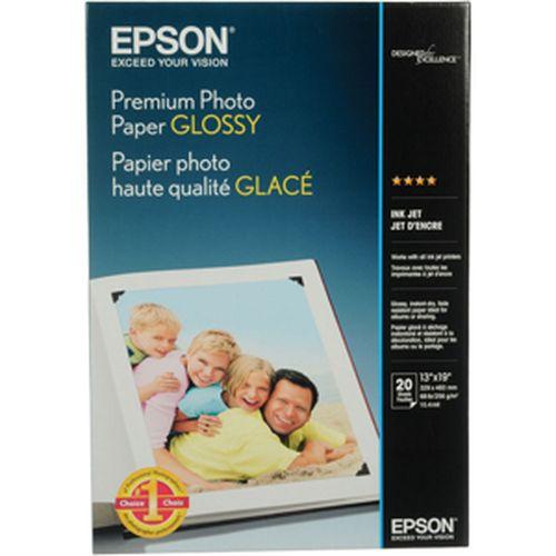 EPSON A3+高級噴墨光澤紙S041289(20入)