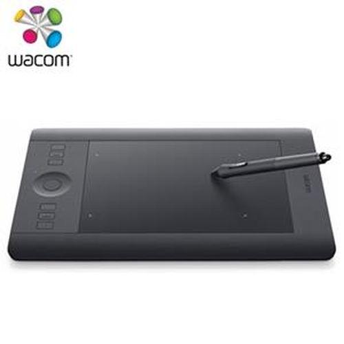 【網購獨享優惠】Intuos Pro 專業版 Touch Medium繪圖板(黑)送電競鍵盤~228止