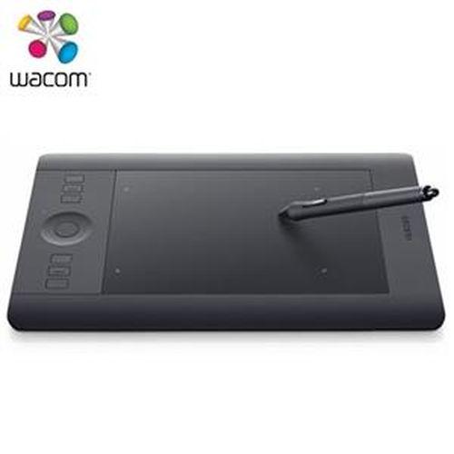 Intuos Pro 專業版 Touch Small 繪圖板(黑)【送Painter+微軟鍵盤+上課券+集帖】