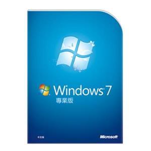 微軟Win Pro 7 SP1 x32日文隨機版 1pk DSP OEI DVD LCP